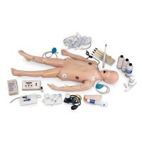 Life/form® Deluxe Child CRiSis™ Manikin with ECG Simulator