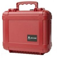 Indestructible hardshell AED carry case